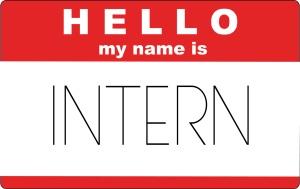 intrenship intern